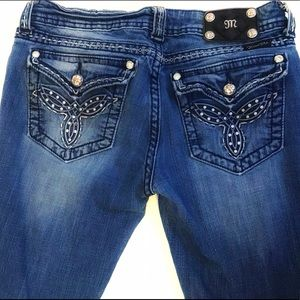 Authentic Miss Me Jeans